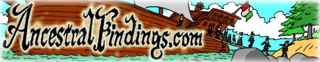 Visit AncestralFindings.com